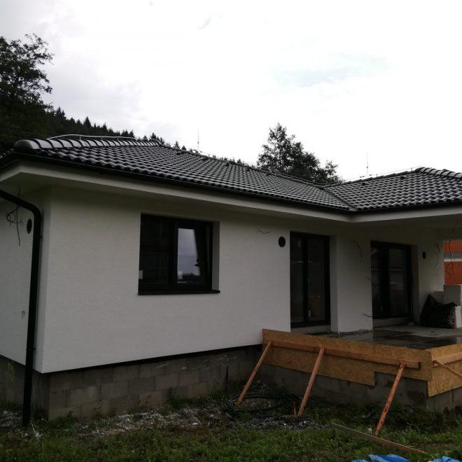 Montovaný dom Petrovice