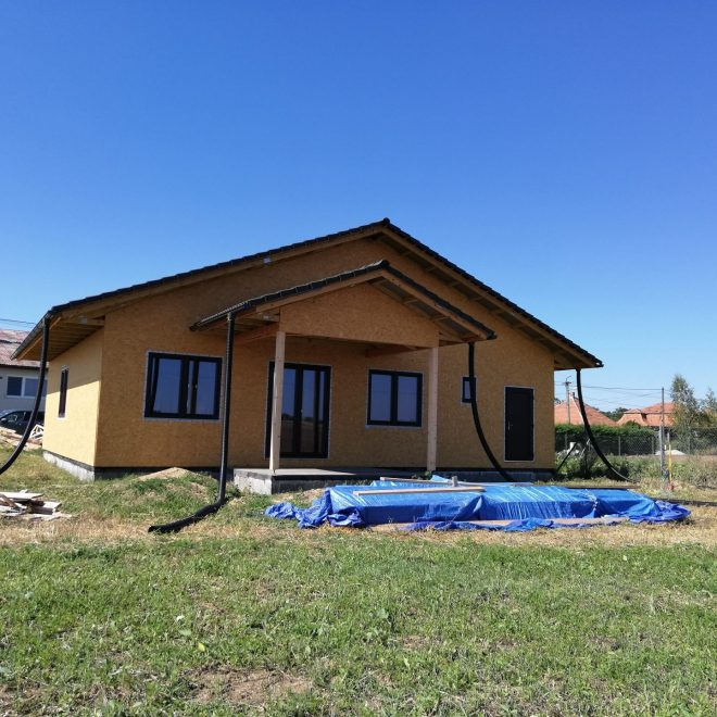 Montovaný dom Mojzesovo