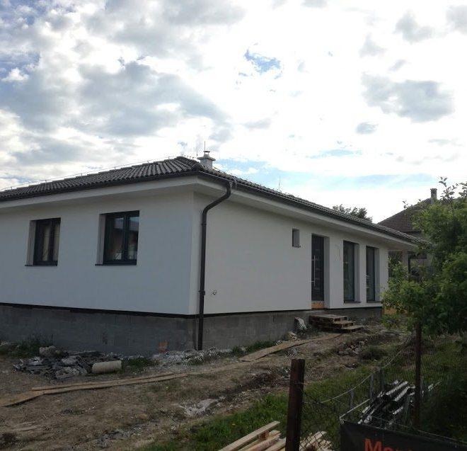 Montovaný dom Turčiansky Michal