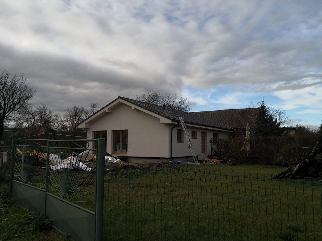 Montovaný dom Seniakovce