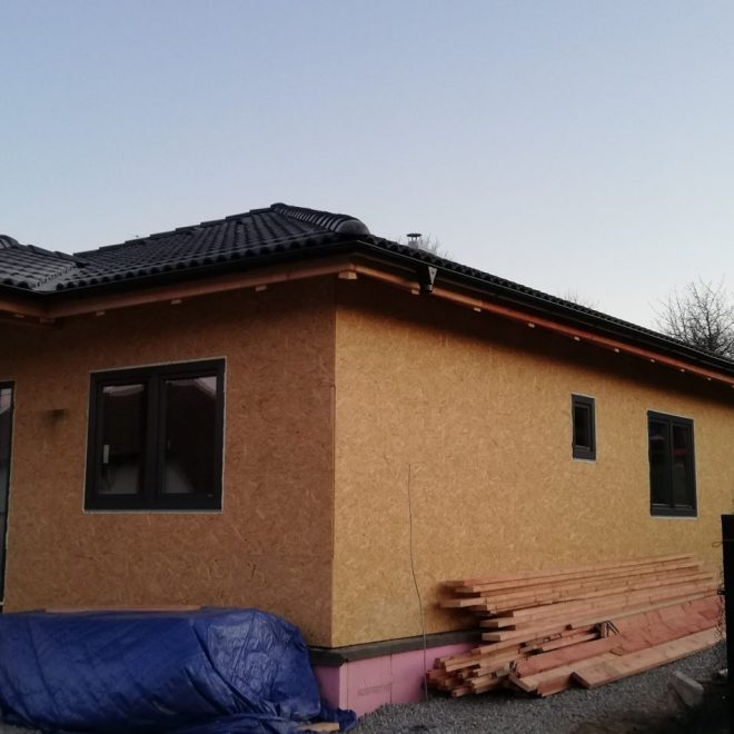 Montovaný dom v Turej Lúke