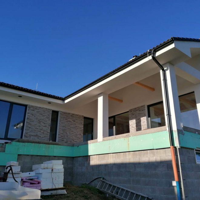 Montovaný dom na Radošinej